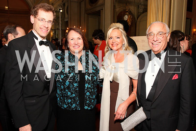 mark lagon, susan lagon, deborah sigmund,  donald sigmund, Photo by Tony Powell
