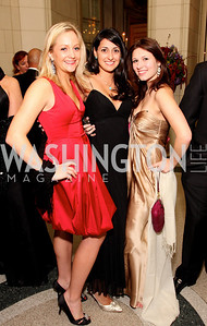 breana teubner, susan peacock, julia deiuliis, Photo by Tony Powell