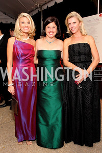 collette bruce, judy bishop, leigh hay, Photo by Tony Powell