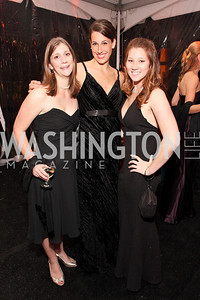 celeste tinari, sarah king, tamara greene, Photo by Tony Powell