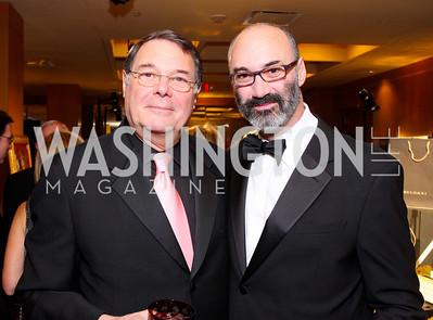 Alan Margin, Richard Pollin, Photo by Tony Powell