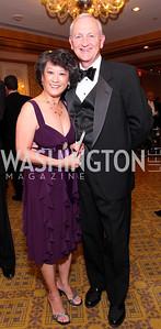 Janet Sloan, Bob Sloan,Photo by Tony Powell