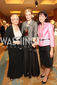 Judith Lese, Catherine Pakaluck, Liz Crnkovich, Photo by Tony Powell