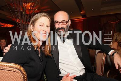 Lauren Pollin, Richard Pollin, Photo by Tony Powell