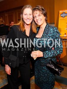 Lauren Pollin, Shelley Kay, Photo by Tony Powell