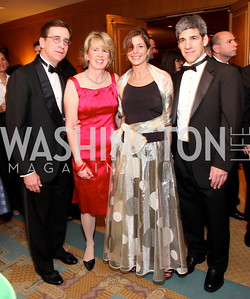 Sam Harrington, Debbie Weil-Harrington, Nancy Beer Tobin, Robert Shulman,Photo by Tony Powell