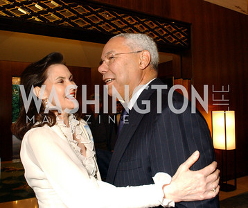 Alexandra de Boschgrave, Colin Powell  (James R. Brantley)