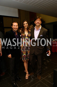 Rodrigo Garcia, Kate Michael, John Porter  (James R. Brantley)
