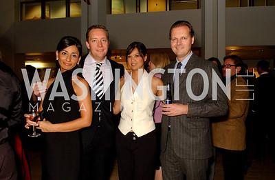 Bayanne Surdashi, Matthias Sundholm, Jennifer Jose, Kasper Zeuthen (James R. Brantley)