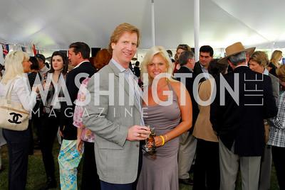 Greg & Dotty Schaffer, Photo by Kyle Samperton