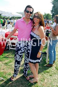 Loren & Kimberly Glasser, Photo by Kyle Samperton