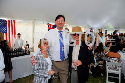 Debbie Olsey, Tony Boiardi, Kym Osley, Photo by Kyle Samperton