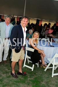 Richard Scully, Melissa Hamid, Photo by Kyle Samperton