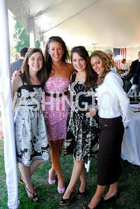 Laura DiSerio, Saraa Lange, Keara O'Conner, Ona Madonia, Photo by Kyle Samperton
