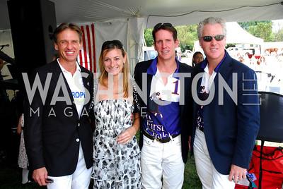 Mark Goode, Lara Herger, Joe Warren, Tom Gorman, Photo by Kyle Samperton