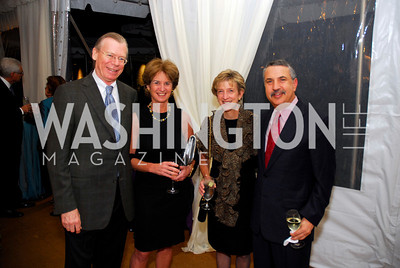 david townsend, kathleen townsend, ann friedmann, thomas friedmann   Photo by Kyle Samperton