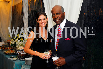 mae grennan, vernon jordan   Photo by Kyle Samperton