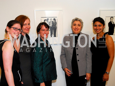 beth soderberg, beth jordan, kim gandy, eleanor smeal, anushay hossain   Photo by Kyle Samperton