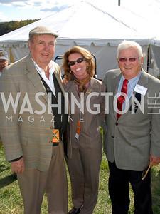 Jack Leachman, Pamela & Larry Lehew Photo by Kyle Samperton