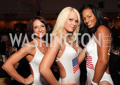 April Wintle, Brittany Arthur, Tasha Ford, Photograph by Tony Powell