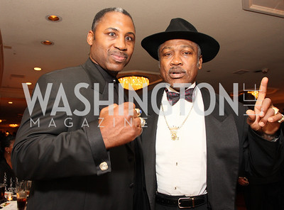marvis frazier,  joe frazier, Photo by Tony Powell