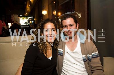 Julissa Servello, Michael Servello, Photo by Betsey Spruill Clarke