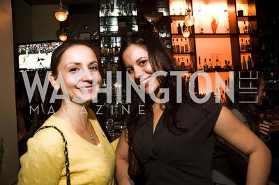 Alex Konieczny, Kristin Chapman, Photo by Betsey Spruill Clarke
