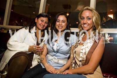 Cheryl Romero, Mckenzie Myers, Christina Mohr, Photo by Betsey Spruill Clarke