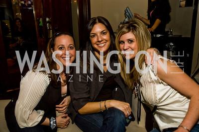 Erika Muraski, Hillary Granata, Stacy Stebbins, Photo by Betsey Spruill Clarke