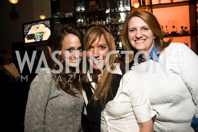 Erin Murtha, Devon Parsons, Karen Schandler, Photo by Betsey Spruill Clarke
