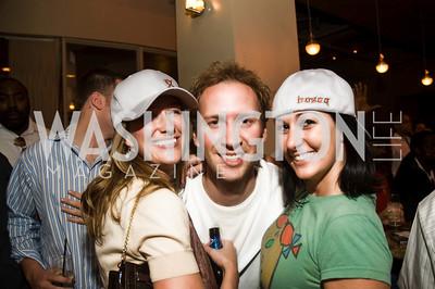 Meredith Gramann, Johnny Bosoq, Kristen Murdock, Photo by Betsey Spruill Clarke