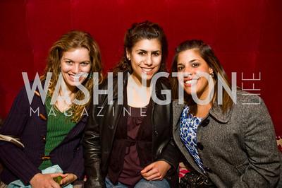 Alison Maassen, Alison Tahmizian Meuse, Leah Brayman, Photo by Betsey Spruill Clarke