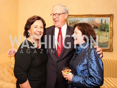 Ann Jordan, James Johnson, Elizabeth Stevens, Photograph by Tony Powell