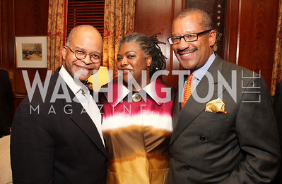 riley temple, joanne dowdell, dwight bush, Photograph by Tony Powell