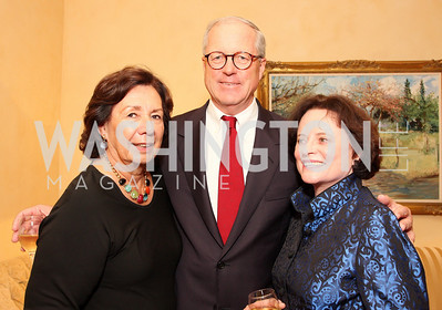 Ann Jordan, James Johnson, Elizabeth Stevens, Photograph by Tony Powell