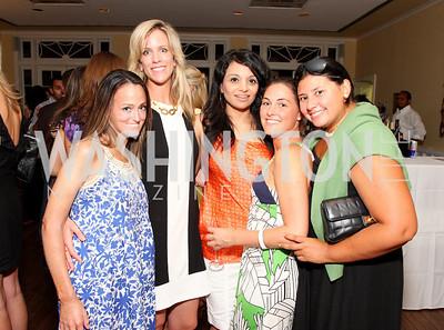 Erin Murtha, Jennifer Cheadle, Prat Pathak, Sarah Hamilton, Cheryl Romero, Photo by Tony Powell