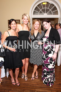 Catherine Albers, Karen Kanis, Tracy Silverman, Sharon Block, Photo by Tony Powell