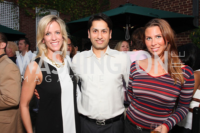 Jennifer Cheadle, Sanjeev Aggarwal, Shelley Tidmore, Photo by Tony Powell