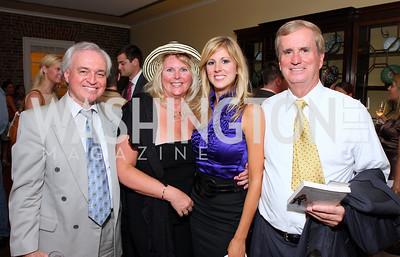 Jess McCann, Tim English, Kathleen McCann, Tony McCann, Photo by Tony Powell