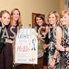 Jennie Fraker, Erin Michael, Lauren Hough, Tricia Favro, Julia Ford, Photo by Tony Powell