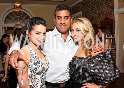 Tiffany Ciabattoni, Jay Varma, Lyndsay Rinard, Photo by Tony Powell