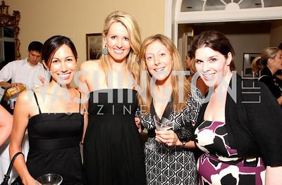 Catherine Albers, Karen Kanis, Tracy Silverman, Sharon Block, Photo by Tony Powell