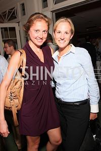 Alisa Krutovsky, Christine Godsey, Photo by Tony Powell