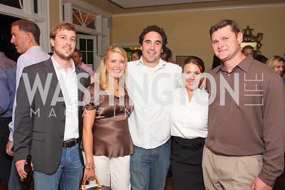 Kyle Schultz, April Del FAvero, Shane Miller, Jessica Griscavage , Jason Griscavage,  Photo by Tony Powell