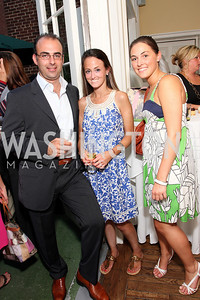 Kaan Pazarbasi, Erin Murtha, Sarah Hamilton, Photo by Tony Powell