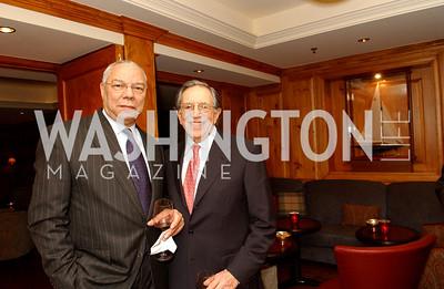 Colin Powell, Ron Dozoretz (James R. Brantley)
