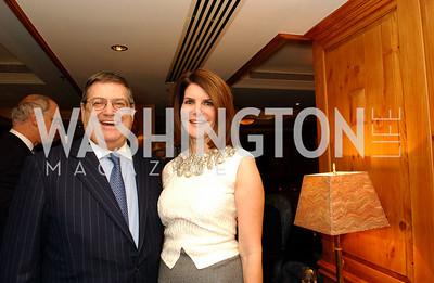 Ken Duberstein , Jacqueline Duberstein (James R. Brantley)