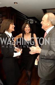Capricia Marshall, Beth Dozoretz, George Stevens Jr  (James R. Brantley)
