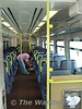 "The ""refreshed"" 2700 interior with some new lino and yellow grabrails plus a deep clean. Sat 14.06.08"