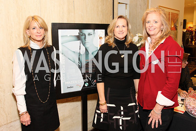 bonnie dewitt, jill bushkoff, carol dickenson, Photo by Tony Powell